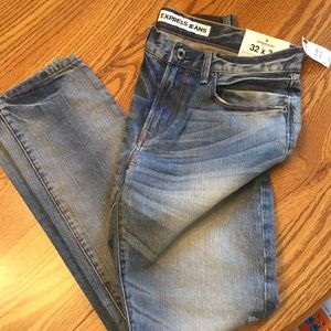 NWT Mens Express Jeans